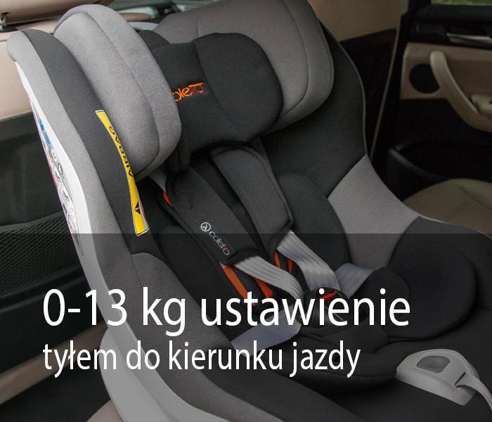 coletto mokka isofix fotelik samochodowy